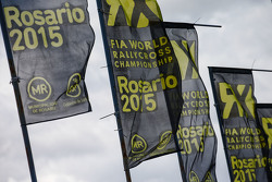 Rosario World RX flags