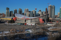 IndyCar Photos - Stampede Park, Calgary, potential location for 2017 IndyCar race.