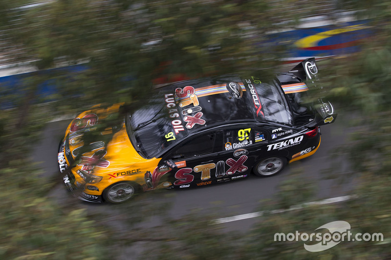 2. Shane van Gisbergen, Tekno Autosports Holden