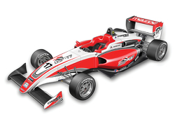 USF2000 car announcement