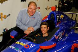Brett Murray with Matt Brabham