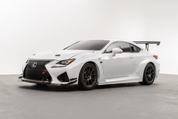 Toyota GAZOO Racing with TOM'S, Lexus RC F