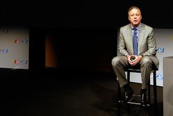 NASCAR Chairman and CEO Brian France