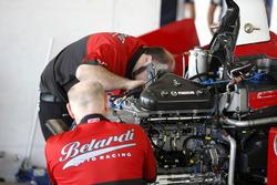 Engine changing