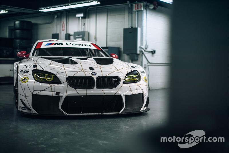 De BMW M6 GTLM voor de 100ste verjaardag