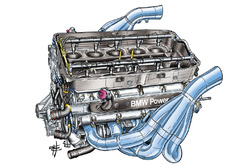 2004 BMW F1 engine