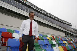 Joie Chitwood III, President, Daytona International Speedway