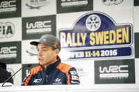 WRC Foto - Hayden Paddon, Hyundai Motorsport