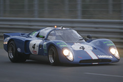 4-Lacroix, Darocha, Nicolet-Chevron B16 1970