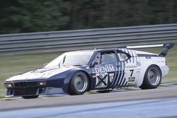 7-De Sadeleer, Fillon, Stievenart-BMW M1 1979