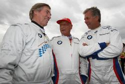 Leopold von Bayern, Niki Lauda and Christian Danner