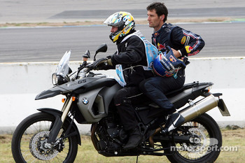 Mark Webber, Red Bull Racing retired from the race