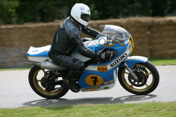 Wilson, 1975 Suzuki XR14 RG500 (ex Barry Sheene)