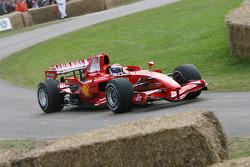 Marc Gene, 2007 Ferrari F2007