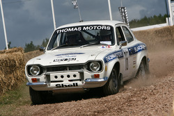Conor Falvey, 1971 Ford Escort Mk1 RS1600 (ex Hannu Mikkola)