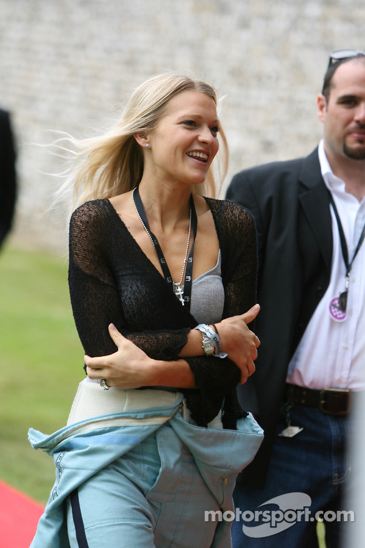 Lady Alexandra Gordon Lennox At Goodwood Festival Of Speed