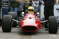 Jean-Francois Decaux, 1967 Ferrari 312/68