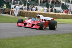 Derek Bell, 1972 Ferrari 312 B3S Spazzaneve