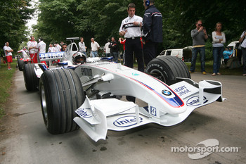 Christian Klien, 2006 BMW Sauber F1.06