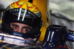 Sebastian Buemi, Test Driver, Red Bull Racing