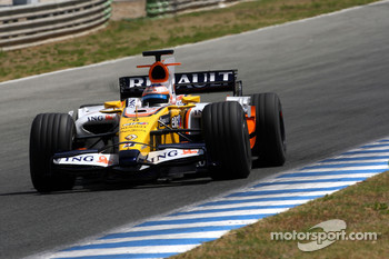 Nelson A. Piquet, Renault F1 Team, R28