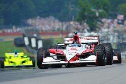 Pace lap: Mario Moraes