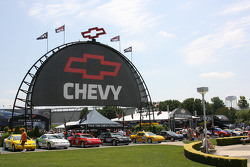 Chevy display