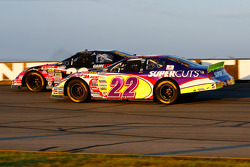 Josh Wise and Joey Lagano