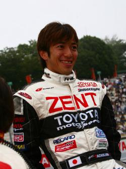 #38 Zent Cerumo SC430: Yuji Tachikawa