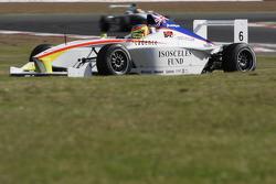 Kazeem Manzur, Josef-Kaufmann-Racing