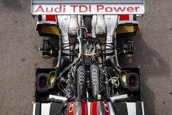 Audi Sport Team Joest Audi R10 TDI engine