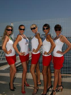 Kingfisher Girls