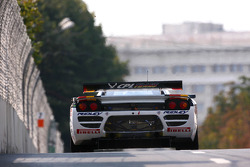 #4 PekaRacing nv Saleen SR7: Anthony Kumpen, Bert Longin