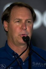 Acura Motorsports LMP1 announcement press conference: Tom Blattler
