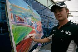 Formula One and GP2 Drivers unite for solidarity: Nico Rosberg