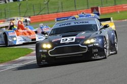 #93 James Watt Automotive Aston Martin Vantage V8: Tim Sudgen, Michael Outzen, Alan Van der Merwe