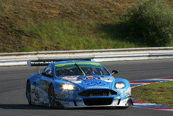 #36 Jetalliance Racing Aston Martin DB9: Lukas Lichtner-Hoyer, Alex Müller