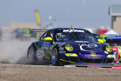 #67 TRG Porsche GT3: Tim George Jr., Andy Lally, Patrick Long