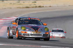#41 TRG Porsche 997: Andy Lally, Scott Schroeder