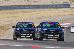 #01 Georgian Bay Motorsports Chevrolet Cobalt SS: Eric Curran, Jamie Holtom