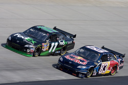 Denny Hamlin and Brian Vickers