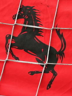 Scuderia Ferrari travel case