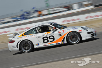 #89 Ranger Sports Racing Porsche 997: Marcelo Abello, Frank Rossi