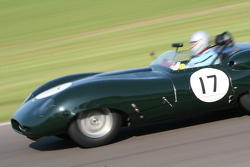 Sussex Trophy race: Mark Hales – 1959 Lister-Jaguar 'Costin'