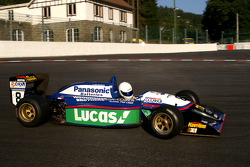 Chris Woodhouse (GB) Woodhouse Bros., F1 Lola T90/50 Cosworth 3.5 V8