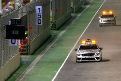 Safety car and Medical car practice