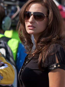 Kyle Busch's lovely girlfriend Samantha Sarcinella