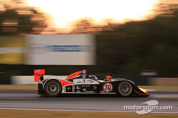 #30 Intersport Racing Lola B07/17 Judd: Ryan Lewis, John Faulkner, Georges Forgeois