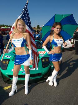 The stunning Falken Tire girls