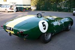 Lister-Jaguar Costin, 1959